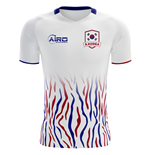 2018-2019 South Korea Away Concept Football Shirt (Kids)