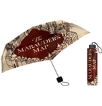 Harry Potter Stick Umbrella Marauder's Map