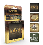 Hobbit Coaster 4-pack Mix