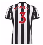 2017-18 Newcastle Home Shirt (Dummett 3)