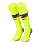 2018-2019 Barcelona Nike Away Socks (Volt)