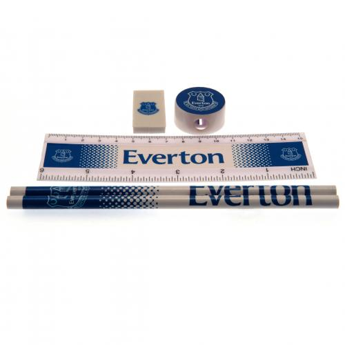 Everton F.C. Core Stationery Set FD