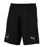 2018-2019 Arsenal Puma Training Shorts (Black)