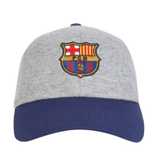 37ff8de9c26eba Buy Official 2018-2019 Barcelona Nike H86 Core Cap (Grey)
