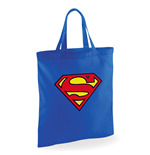 Superman - Logo - Bag Blue