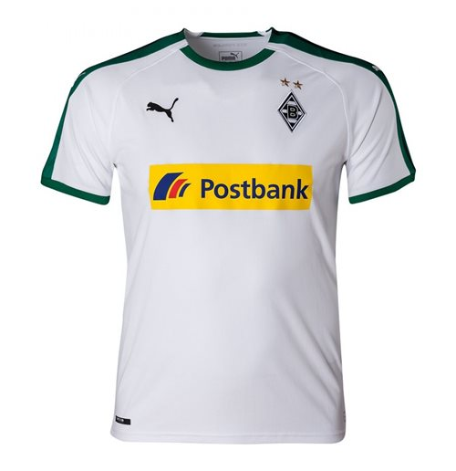 2018-2019 Borussia MGB Puma Home Football Shirt