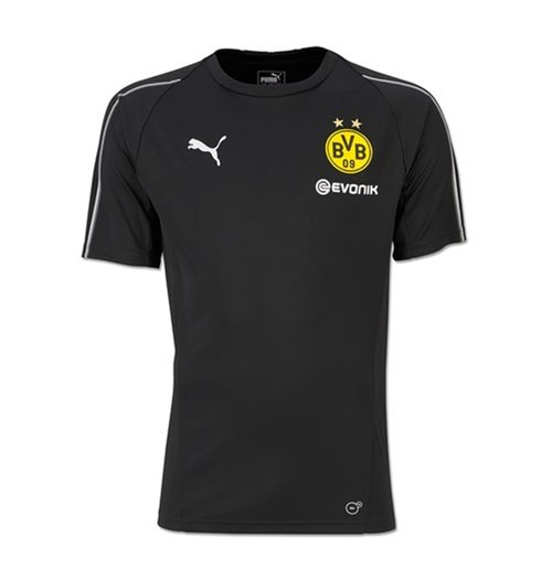 2018-2019 Borussia Dortmund Puma Training Shirt (Black) - Kids