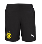 2018-2019 Borussia Dortmund Puma Leisure Shorts (Black)