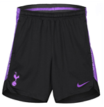 2018-2019 Tottenham Nike Squad Training Shorts (Black) - Kids
