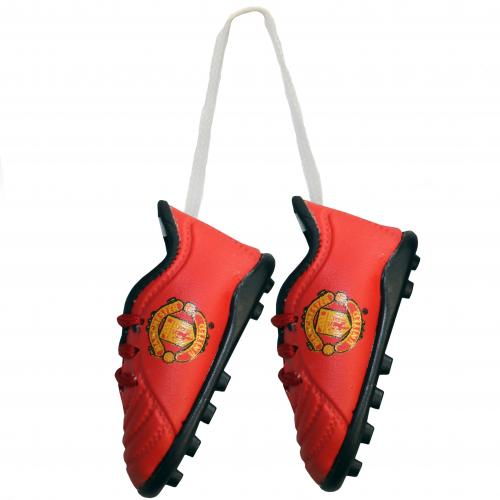 Manchester United F.C. Mini Football Boots