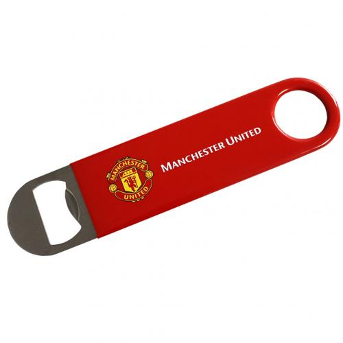 Manchester United F.C. Bottle Opener Fridge Magnet