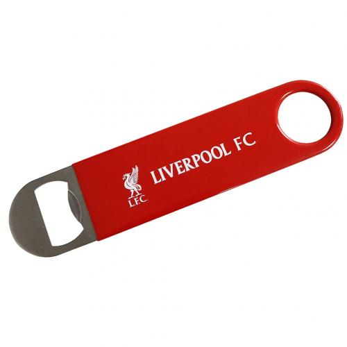 Liverpool F.C. Bottle Opener Fridge Magnet