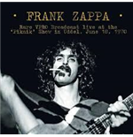 Vynil Frank Zappa - Rare Vpro Broadcast Live At The Piknik