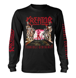 Kreator Long Sleeves T-shirt Terrible Certainty