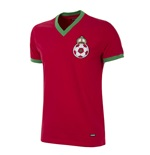 Morocco 1970´s Short Sleeve Retro Football Shirt