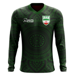 2018-2019 Iran Long Sleeve Third Concept Football Shirt