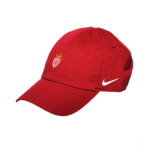 c7844939742753 Official 2018-2019 Monaco Nike H86 Core Cap (Red): Buy Online on Offer