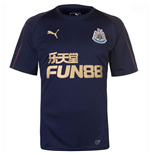 2018-2019 Newcastle Puma Training Shirt (Peacot)