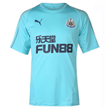 2018-2019 Newcastle Puma Training Shirt (Blue)