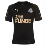 2018-2019 Newcastle Puma Training Shirt (Black)