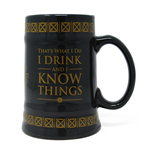 Game of Thrones Big Mug - Drink & Know Things