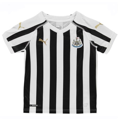 2018-2019 Newcastle Home Football Shirt (Kids)
