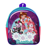 ENCHANTIMALS My Creative Backpack with 18pcs Creative Accessories, Green/Red