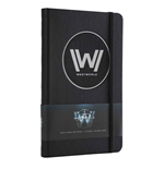 Westworld Hardcover Ruled Journal Logo