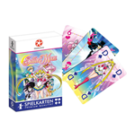 Sailor Moon Number 1 Playing Cards *German Packaging*