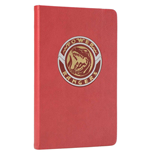 Power Rangers Hardcover Ruled Journal Red Ranger