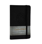 Game of Thrones Pocket Journal House Targaryen