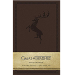 Game of Thrones Hardcover Ruled Journal House Baratheon