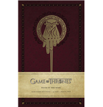 Game of Thrones Hardcover Ruled Journal Hand of the King