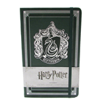 Harry Potter Hardcover Ruled Journal Slytherin
