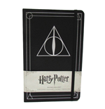 Harry Potter Hardcover Ruled Journal Deathly Hallows