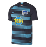 2018-2019 Hertha Berlin Away Nike Football Shirt