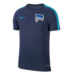 2018-2019 Hertha Berlin Nike Training Shirt (Navy)