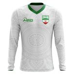 2018-2019 Iran Long Sleeve Home Concept Football Shirt