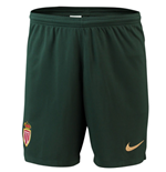 2018-2019 Monaco Nike Away Shorts (Green)