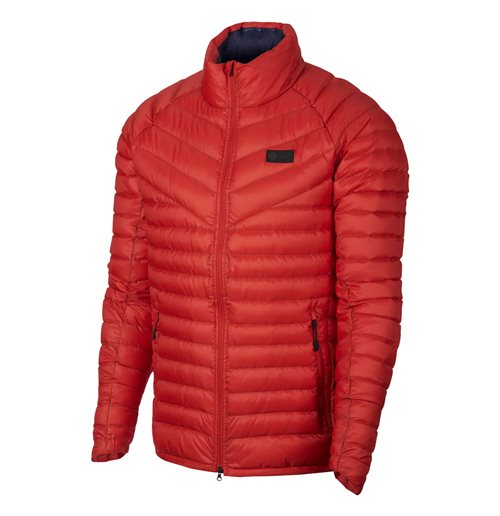 2018-2019 PSG Nike Authentic Down Jacket (Red)
