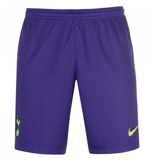 2018-2019 Tottenham Home Nike Goalkeeper Shorts (Purple)