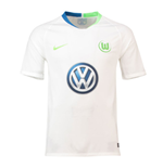 2018-2019 VFL Wolfsburg Away Nike Football Shirt
