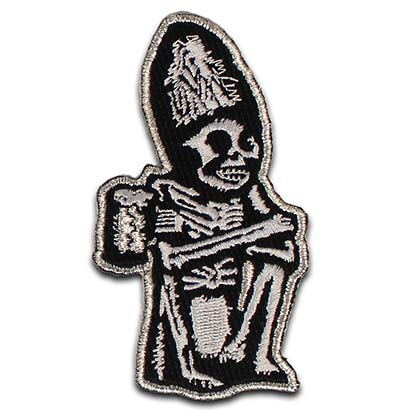 Rogue Dead Guy Ale Beer Iron On Patch