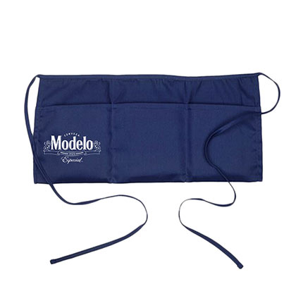 Modelo 3 Pocket Navy Blue Bar Apron