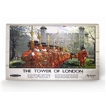 London Print on wood 309373