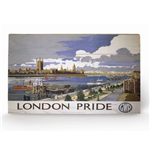 London Print on wood 309374
