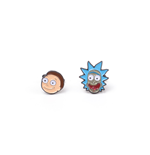 Rick & Morty - Rick & Morty Cufflinks