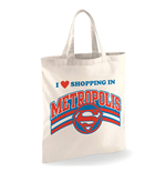 Superman Shopping bag - Shopping In Metropolis