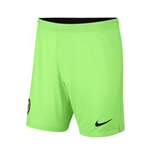 2018-2019 Chelsea Home Nike Goalkeeper Shorts (Green)