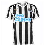 2018-2019 Newcastle Home Football Shirt